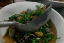 青椒焖水鱼的做法