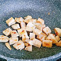 山葵木鱼花三文鱼沙拉#花10分钟,做一道菜!#的做法图解10