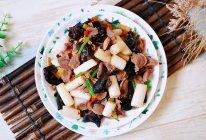 开胃下饭的藕带剁椒炒鸡胗的做法