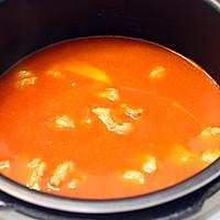 番茄炖牛腩的做法图解7