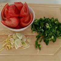茄汁豌豆下饭菜的做法图解2