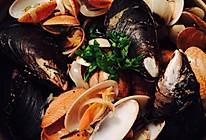 法式海贝烩的做法
