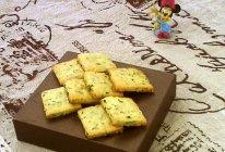#秋天怎么吃#海苔苏打饼干的做法