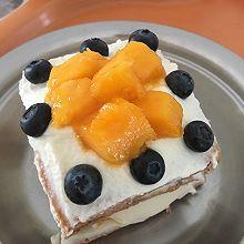 小四角蛋糕