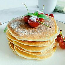 #秀出你的早餐#快手早餐之美式松饼