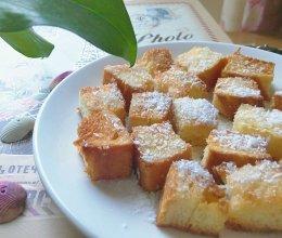 椰蓉砂糖面包干的做法