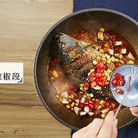 芒种节气宜清淡滋补,干烧鲤鱼好吃又养生的做法图解24