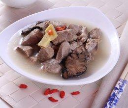 黄芪炖羊肉—捷赛私房菜的做法