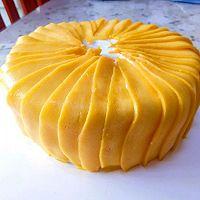 唯美芒果蛋糕#520,美食撩动TA的心!#的做法图解16