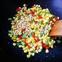 松仁玉米粒的做法图解8