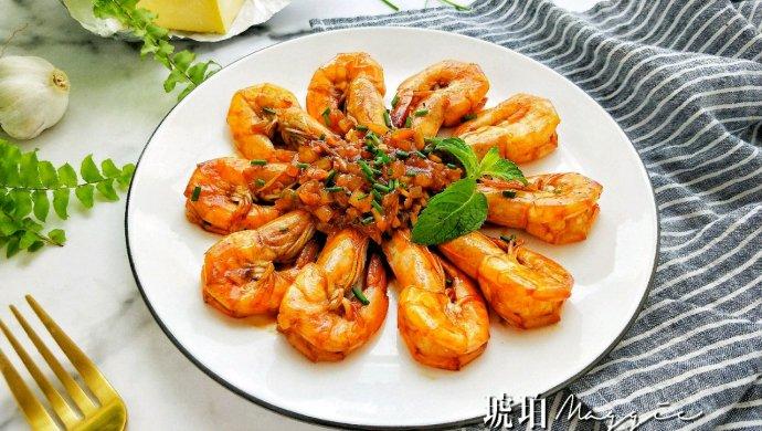 黄油茄汁大虾