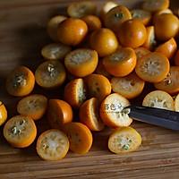 冬季润喉之金桔酱的做法图解3