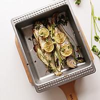 简单又好吃---香烤黄花鱼的做法图解3