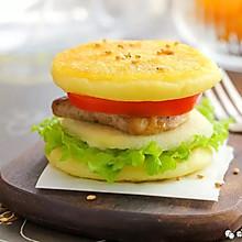 土豆泥鹅肝汉堡 宝宝辅食食谱