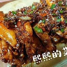 成长餐之蒜香鸡翅