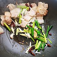 #肉食主义狂欢#蒜苗回锅肉的做法图解12