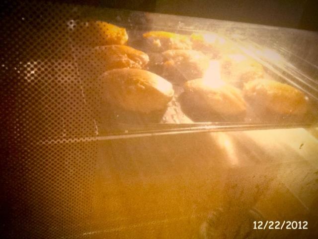 香糯红薯饼的做法图解4