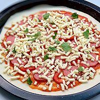 【意味】意大利披萨 自制PIZZA酱 #精品菜谱挑战赛#的做法图解34
