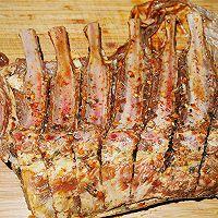 辣烤羊排的做法图解3