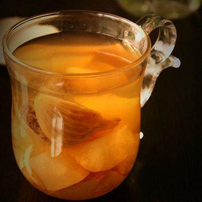 冶感冒咳嗽快速方法,好喝汤水---无花果梨水