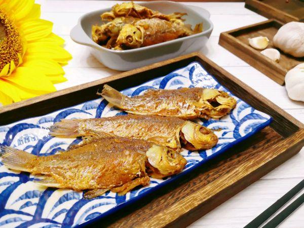 小酥鱼的做法