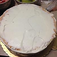 鲜水果奶油蛋糕的做法图解14