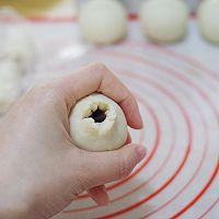 #精品菜谱挑战赛#不裂不爆不混酥,层层分明的经典豆沙蛋黄酥的做法图解31