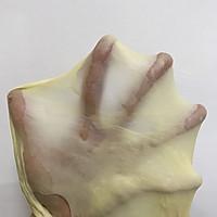 迷你肠仔面包卷(一次发酵)的做法图解3