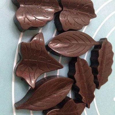 自制巧克力