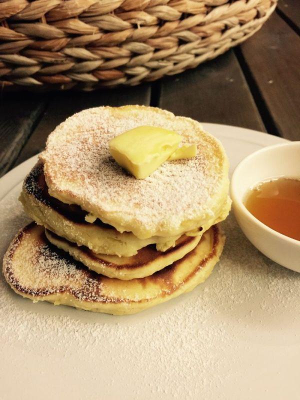 小岛的松饼(快手早餐)的做法