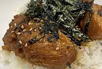 用巴沙鱼做的鳗鱼饭的做法