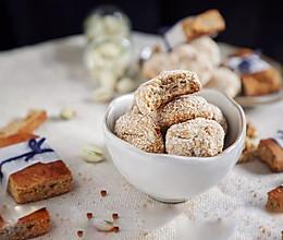 好吃不胖之燕麦银耳椰香小饼的做法