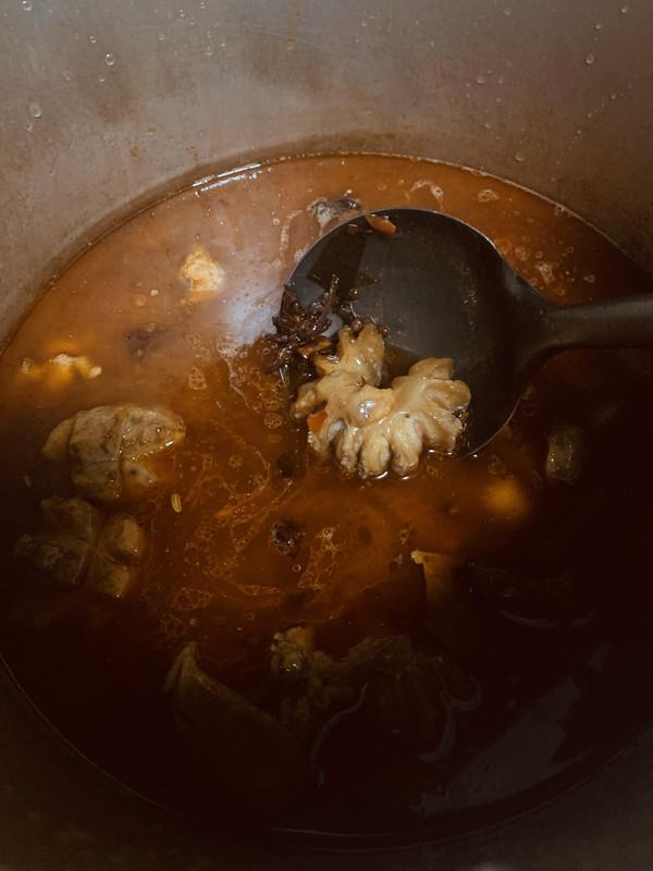 红烧牛鞭牛宝的做法