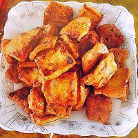 照烧豆腐的做法图解8
