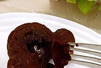 巧克力熔岩蛋糕(零失败的详细步骤分解版)的做法