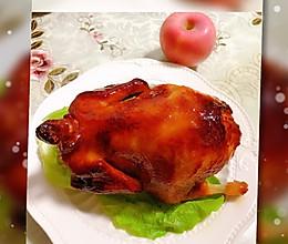 奥尔良烤鸡的做法