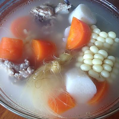孕妇排骨汤