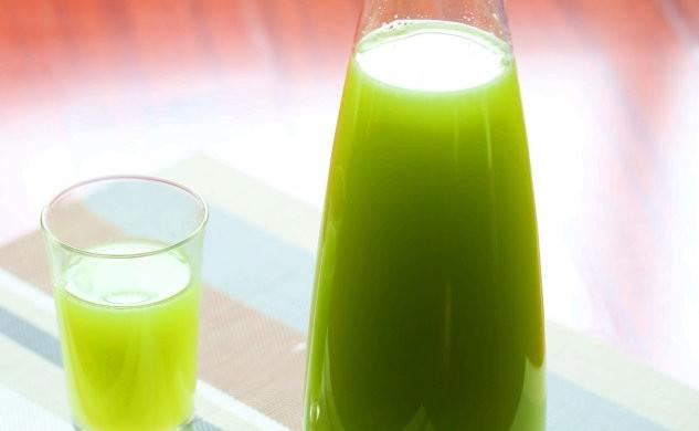 减肥圣品青瓜汁