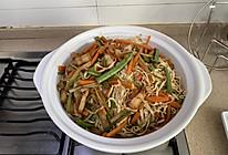 九毛九餐厅-五花肉豆角焖面的做法