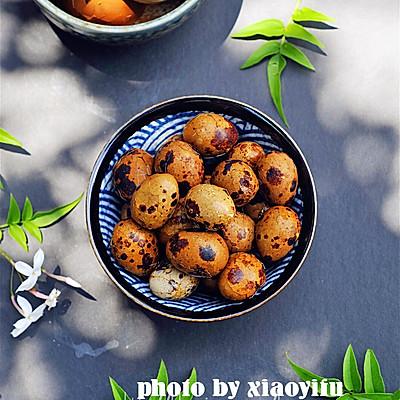 炎热夏季里的休闲解馋下酒小食—香浓五香红茶卤蛋