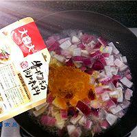 大喜大牛肉粉试用【咖喱牛蹄筋】的做法图解6