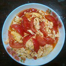 简单柿子炒鸡蛋