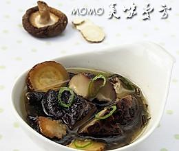 白芷炖香菇 :风寒感冒的及时补救措施的做法