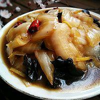 鱼香白菜的做法图解13