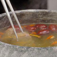 石锅炖鸡汤|美食台的做法图解5