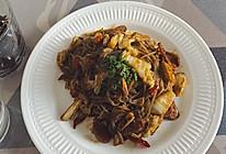 下饭菜:大白菜炒粉丝的做法