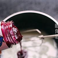 蓝莓慕斯#豆果魔兽季部落#的做法图解5