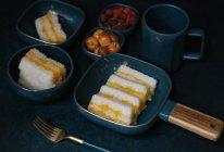 南瓜糯米糕,清甜美味,糖尿病人也能吃的做法