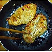 蜂蜜蒜香鸡排的做法图解7