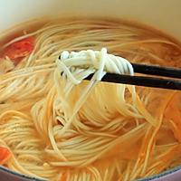 #福临门鲜爽见面#酸汤羊肉汤面的做法图解11